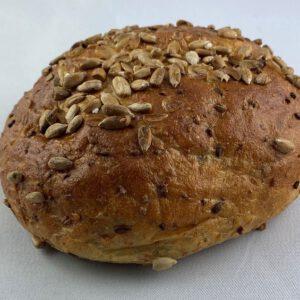 Dinkel-Honig-Krusti des Cafe Adelbert